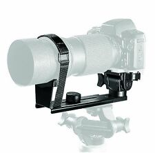 Manfrotto 293 Telephoto Lens Support with Quick Release. EU seller No Fees! NEW!