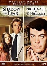 Shadow of Fear/Nightmare at 43 Hillcrest (2010, DVD NEUF)