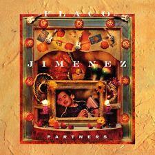 FLACO JIMENEZ - PARTNERS  VINYL LP  11 TRACKS  NEU