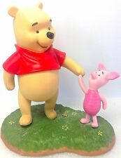 Winnie the Pooh & Friends Figurine Piglet LETS WANDER WONDER TOGETHER
