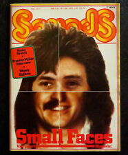 Sounds 06/77 Cover: Small Faces, Fleetwood Mac,Bad Company,Kinks,Frankie Miller