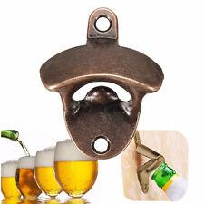 Bronze Bier Bar Anbau Wand Flaschenöffner Wandmontage Küche Opener
