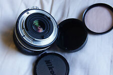NIKON 28mm F2.8 AI Nikkor  WIDE ANGLE LENS JAPAN  Manual Focus