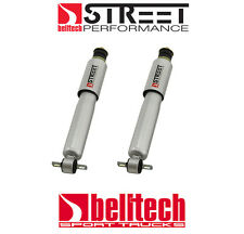 """84-95 Toyota Pickup Street Performance Front Shocks for 2"""" Drop (Pair)"""