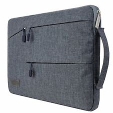 """Gearmax Travellers Multi-functional Nylon Water Resistant Case for 15.4"""" Laptop"""
