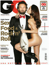 GQ ITALIA GENTLEMEN'S QUARTERLY 159 dicembre 2012 CRACCO KAMASUTRA PUSSY RIOT