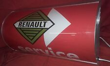 Renault,5,gordini,dauphine,4cv,6,4,7,8,10,light up,sign,display,mancave,workshop