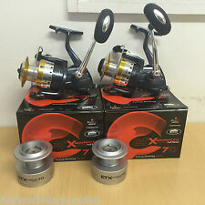 2 x Lineaeffe ETX ADVANCED 70 FULL METAL LINEAEFFE HEAVY FISHING SERIES REELS