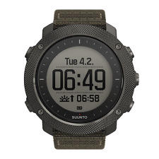 New Suunto Traverse Alpha Sport Military GPS Outdoor Unisex Watch SS022292000
