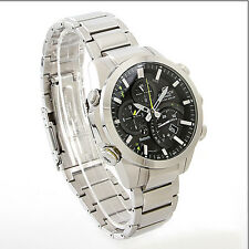CASIO EDIFICE Solar Bluetooth EQB-500D-1AER Herrenuhr Edelstahl
