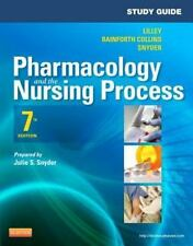 Study Guide for Pharmacology and the Nursing Process, 7e-ExLibrary
