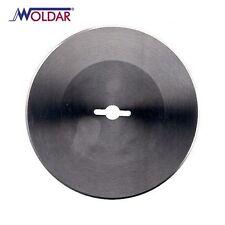 WOLDAR - dönermesser, kreismesser, rundmesser glatt (ersatz) TANDIR 140 mm.