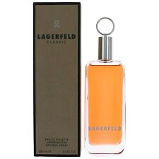 Lagerfeld Classic Cologne by Karl Lagerfeld, 3.3 oz EDT Spray for Men NEW