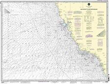 NOAA Chart San Diego to Cape Mendocino 39th Edition 18020