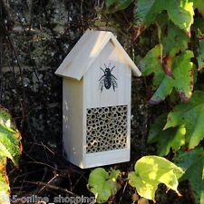 Grande Insetto In Legno Albergo Insetto Nido Casa Ape Mantenere Bug Giardino