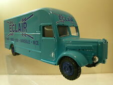 MINITRUCKS/GASOIL NR.1 WILLEME L10 TRUCK ECLAIR COLOUR BLUE BOXED SCALE 1:50