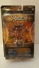 XEVOZ SLEDGE TROOPER SEALED MIB! NEVER OPENED! INTER-CHANGEABLES!