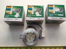 3- New-3W  Cool LED Downlight Ceiling Light Recessed Down Lamp  LED-b