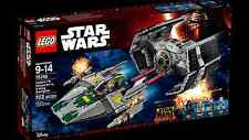 Lego Star Wars 75150 - Vader's TIE Advanced vs. A Wing