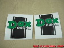 Honda Dax 50 70 CT70 ST50 ST70 ST90  Stickers Frame  / A pair