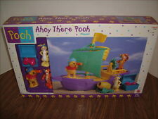 Disney Winnie The Pooh AHOY THERE POOH Pirate Ship Play Set NEW & SEALED