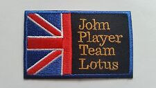 MOTOR RACING CAR SEW ON / IRON ON PATCH:- PATCH No 1086 NAME TO FOLLOW