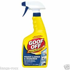 Goof Off FG686 Power Cleaner and Degreaser  32-Ounce #GOOF