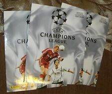 SALE • EMPTY ALBUM CHAMPIONS LEAGUE 2001 2002 PANINI - MINT