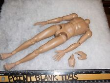 CRAZY DUMMY Nude Figure U.S. ARMY ISAF SOLDIER 1/6 ACTION FIGURE TOYS dam did
