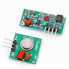 433Mhz RF transmitter and receiver kit Module for Arduino ARM WL MCU Raspberry