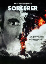 SORCERER Sealed New DVD Roy Scheider
