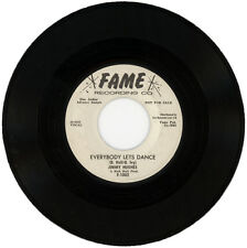 """JIMMY HUGHES  """"EVERYBODY LET'S DANCE""""  CLUB CLASSIC / NORTHERN SOUL   LISTEN!"""