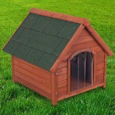 Cuccia cani termoisolata 4 stagioni 93x86x84!Legno ecologico certificato!