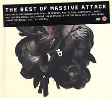 MASSIVE ATTACK Collected (CD + DVD 2-DISC 2006) NTSC Dual Disc Audio & Video
