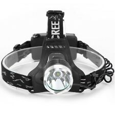 High Power Bright 18650 CREE T6 LED 1800lm Front Light HeadLamp Flashlight Torch