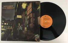 David Bowie - The Rise & Fall of Ziggy Stardust - 1972 1st Press LP LSP-4702