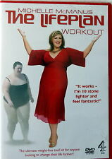 Michelle McManus The Lifeplan Workout New Sealed DVD