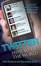 Twitter History of the World