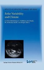 Solar Variability and Climate : Proceedings of an ISSI Workshop, 28 June-2...