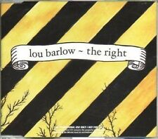 (910Y) Lou Barlow, The Right - DJ CD