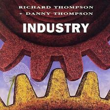 Industry by Danny Thompson (Double Bass) / Richard Thompson (CD, Jun-1997)