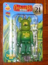 100% Medicom 2013 Disney Christmas Party Pixar Bearbrick - No.21 A Bug's Life