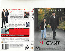 My Giant-1998-Billy Crystal-Movie-DVD