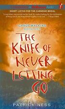 Chaos Walking: The Knife of Never Letting Go 1 by Patrick Ness (2015, CD,...