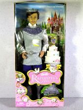 NIB BARBIE DOLL 2005 RAPUNZEL'S WEDDING PRINCE STEFAN