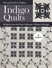 Indigo Quilts : 30 Quilts from the Poos Collection - History of Indigo - 5...