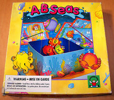 1991 Discovery Toys AB Seas Learning Fishing Game - Complete - VGC