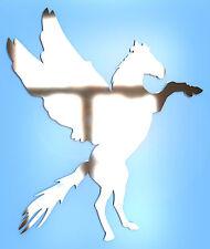 Miroir Pegasus shatterproof miroirs 15cm grec cheval Acrylique Sécurité