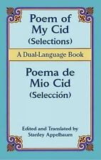 Dover Dual Language Spanish: Poem of My Cid (Selections) - (Poema de Mio Cid...