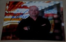 RICK HARRISON SIGNED PAWN STARS SERIOUS DEAL MAKER 8X10 PHOTO AUTOGRAPH COA
